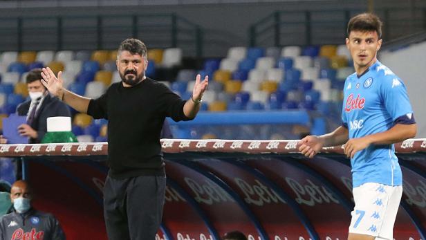SSC Napoli vs Genoa CFC