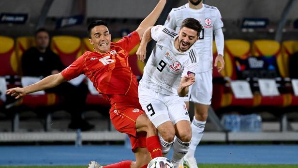North Macedonia vs Georgia