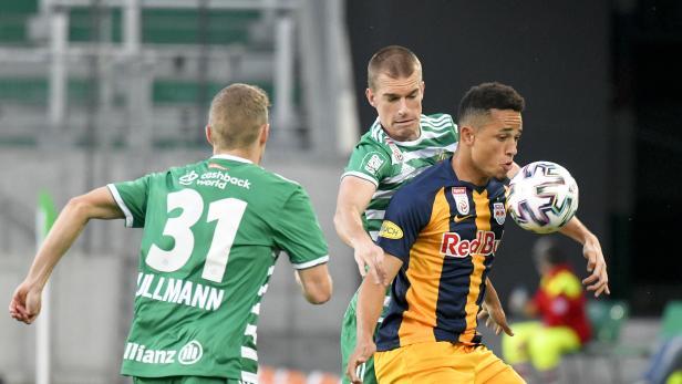FUSSBALL: TIPICO BUNDESLIGA / MEISTERGRUPPE: SK RAPID WIEN - RB SALZBURG