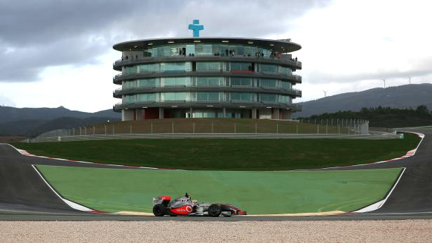 Formula One to hold Grand Prix in Portimao