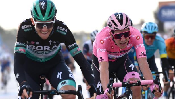 2020 Giro d'Italia cycling race - 13th stage