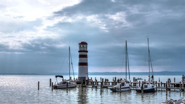 Leuchtturm Podersdorf am See