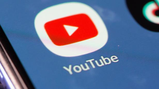 YouTube Icon am Handy