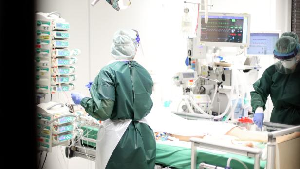 Intensive care unit of the University Hospital Essen