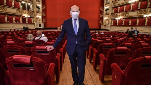 Teatro alla Scala reopens in Milan