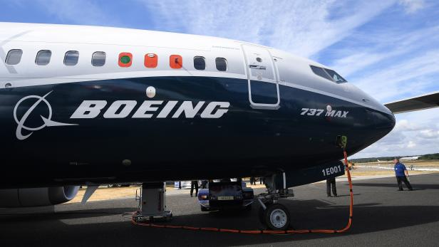 Boeing results