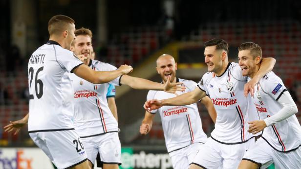 Europa League - Group J - LASK Linz v Ludogorets Razgrad