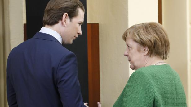++ HANDOUT ++ INFORMELLER EU-GIPFEL IN RUMÄNIEN: KURZ /MERKEL