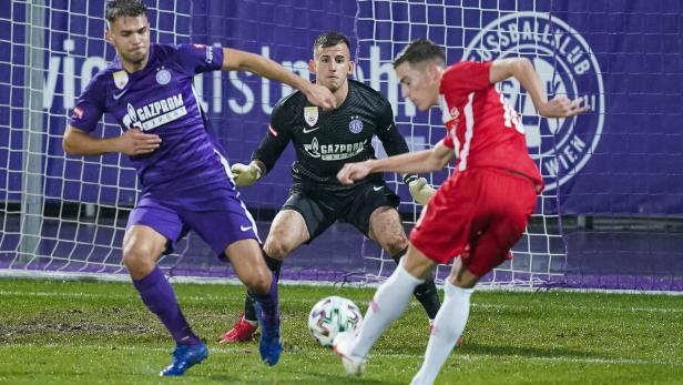 Fußball Fussball, 2. Liga, newpix