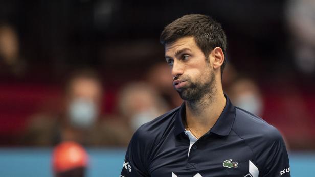 Vienna Open tennis tournament