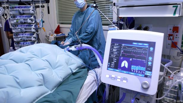 407 Intensivpatienten und erstmals über 50.000 aktiv Infizierte