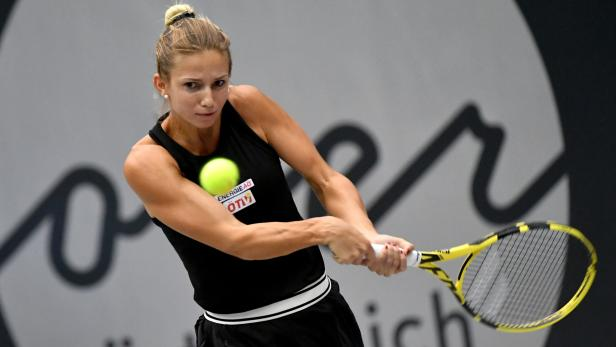 TENNIS UPPER AUSTRIA LADIES LINZ (WTA): HAAS (AUT)