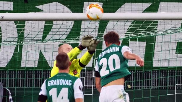 Fussball, SK RAPID WIEN vs DUNDALK FC