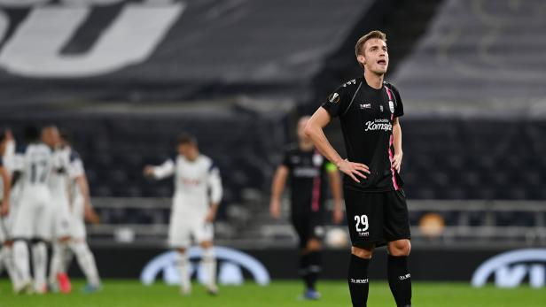 Europa League - Group J - Tottenham Hotspur v LASK Linz