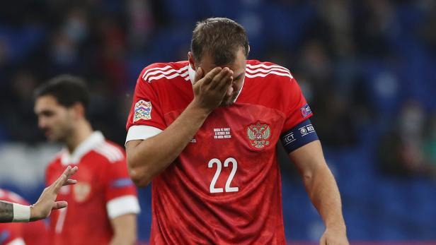 UEFA Nations League - League B - Group 3 - Russia v Turkey