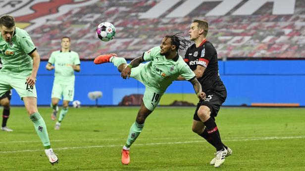 Bundesliga - Bayer Leverkusen v Borussia Moenchengladbach