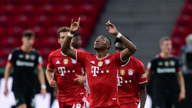 DFB Cup - Final - Bayer Leverkusen v Bayern Munich
