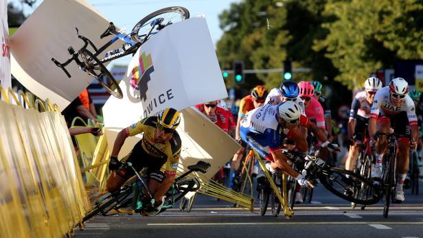 Tour de Pologne - 1st stage