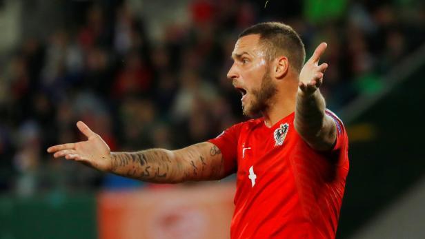 Euro 2020 Qualifier - Group G - Austria v Israel