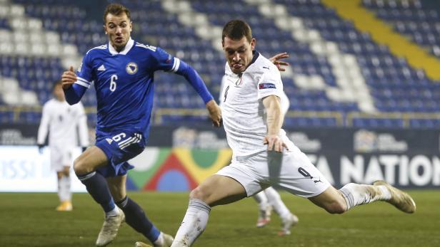 Bosnia and Herzegovina vs Italy