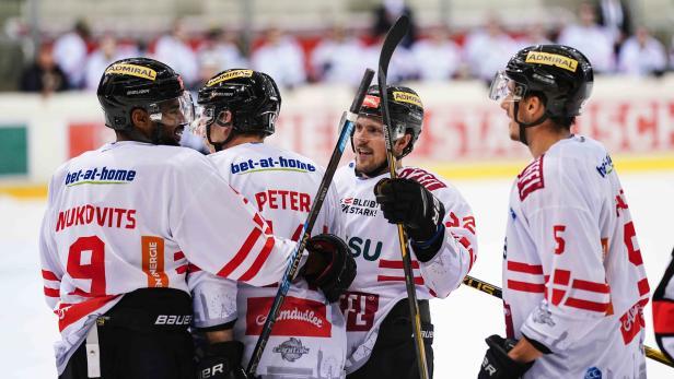 Eishockey, Vienna Capitals - HCB Suedtirol Alperia
