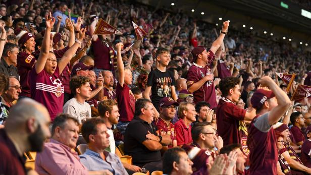 Rugby League State of Origin Game 3