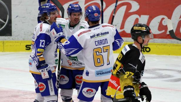 Eishockey, VSV - spusu Vienna Capitals
