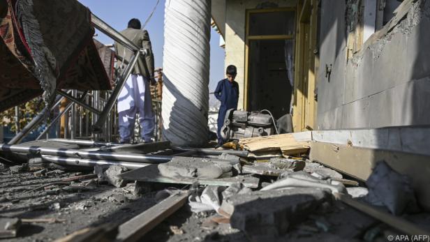Afghanistan soll finanziell unter die Arme gegriffen werden