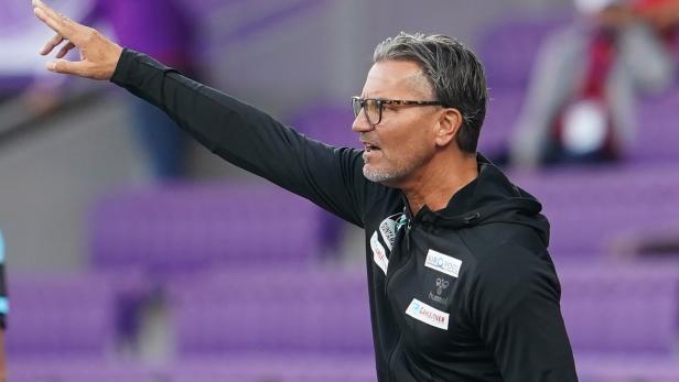 FUSSBALL TIPICO-BUNDESLIGA GRUNDDURCHGANG: FK AUSTRIA WIEN - SV RIED