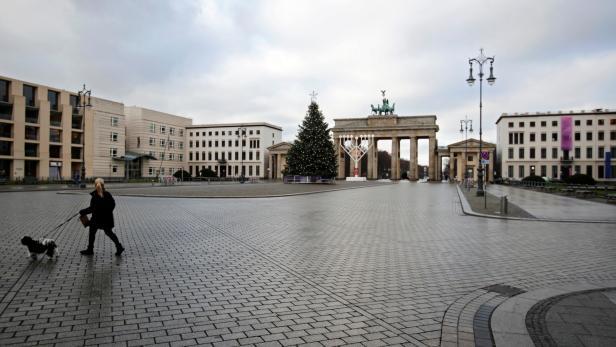 Coronavirus disease (COVID-19) lockdown in Berlin