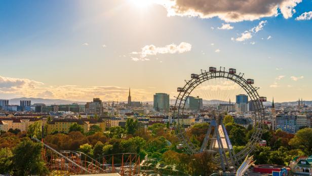 Wo man in Wien leben will