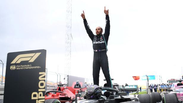 FILE PHOTO: Turkish Grand Prix