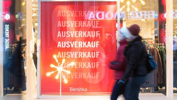 Weihnachtsabverkauf