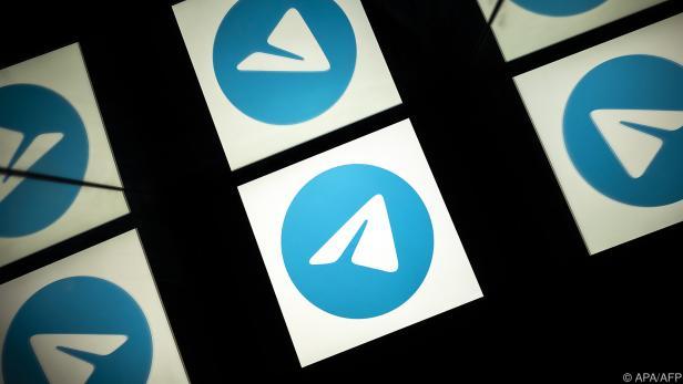 Logo von Telegram