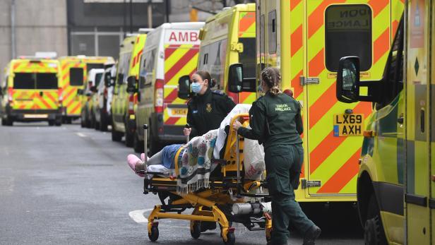 NHS under pressure