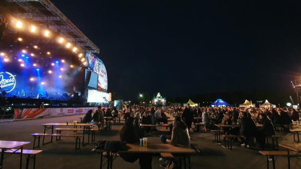 Donauinselfest Wien 2021