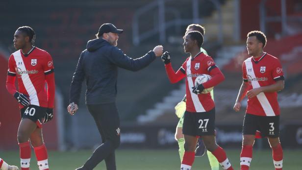FA Cup - Fourth Round - Southampton v Arsenal