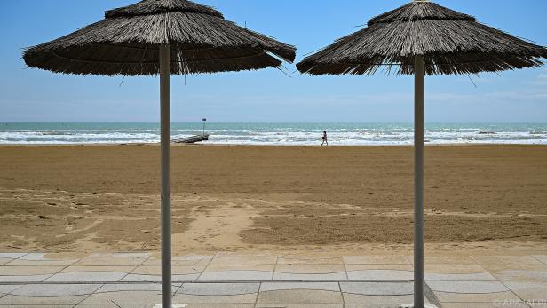 Urlaub am Mittelmeer ist derzeit noch von der Pandemie überschattet