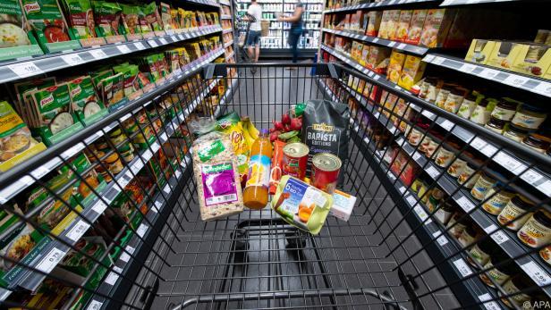 Mjam erweitert Service um Supermarkt