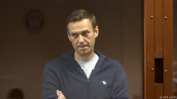 Kremlkritiker Alexej Nawalny wird der Prozess gemacht