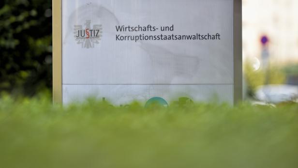 ++ THEMENBILD ++ WIRTSCHAFTS- UND KORRUPTIONSSTAATSANWALTSCHAFT (WKSTA)