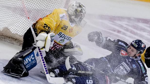 Eishockey, Vienna Capitals - Fehervar