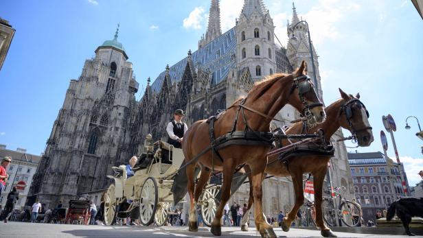 TOPSHOT-AUSTRIA-VIENNA-LIFESTYLE