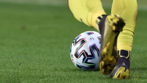 FUSSBALL TIPICO BUNDESLIGA / GRUNDDURCHGANG: SPUSU ST. PÖLTEN UND SV MATTERSBURG