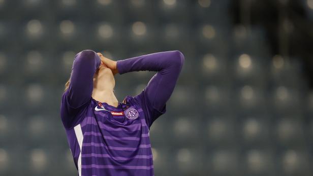 FUSSBALL TIPICO-BUNDESLIGA / GRUNDDURCHGANG: SK PUNTIGAMER STURM GRAZ - FK AUSTRIA WIEN