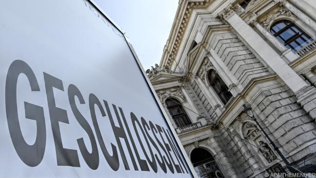 Die Spielstätte Burgtheater bleibt geschlossen