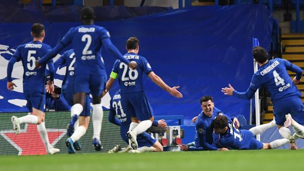 Chelsea FC vs Real Madrid