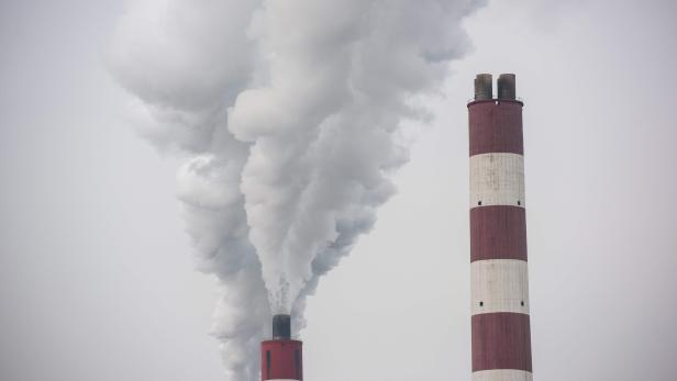 FILES-CHINA-COAL-ENVIRONMENT-POLLUTION-CLIMATE