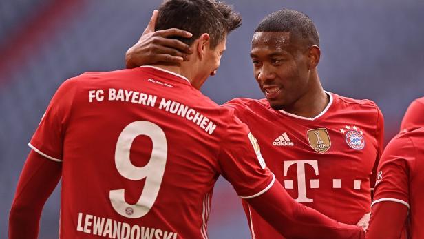 FC Bayern Munich vs VfB Stuttgart