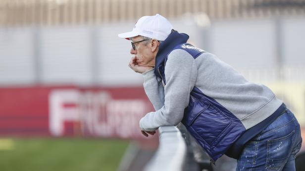 FUSSBALL TIPICO-BUNDESLIGA / QUALIFIKATIONSGRUPPE: TSV PROLACTAL HARTBERG - FK AUSTRIA WIEN